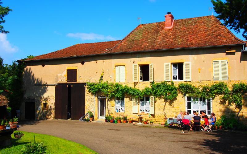 Unterkunft Burgund - Landhaus Sommerfrische