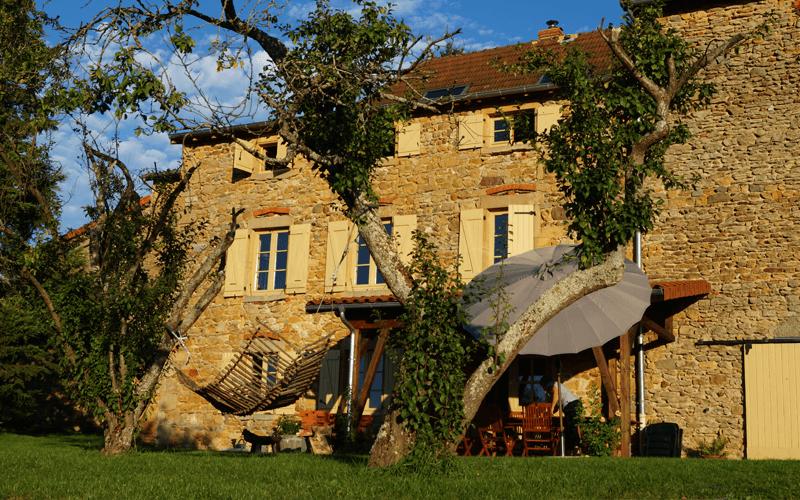 Pension im Burgund
