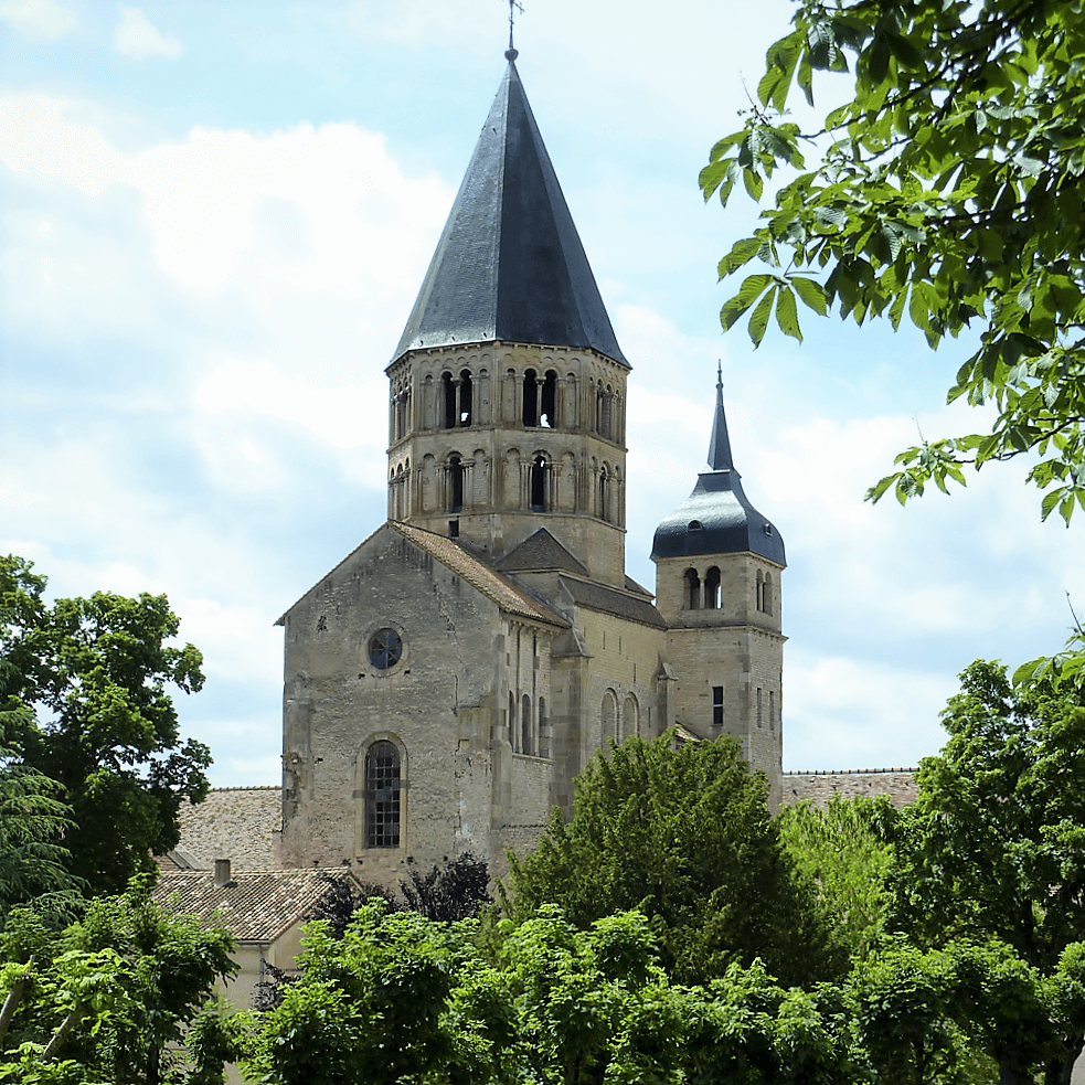 Klosterstadt Cluny
